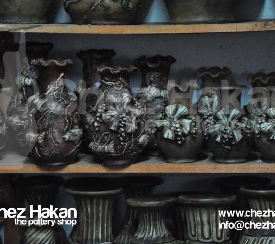 Çanak - Çömlek Atölyesi, Çömlek Yapımı ve Satışı, Seramik - El Sanatları, the Pottery Shop, Hakan - Gökhan Özgül, Nevşehir, Avanos, Kapadokya
