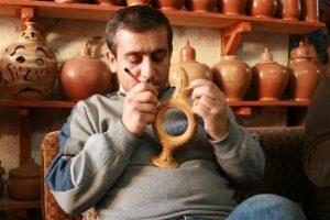 Chez Hakan | Çanak - Çömlek Atölyesi, Çömlek Yapımı ve Satışı, Seramik - El Sanatları, Hakan - Gökhan Özgül, Nevşehir, Avanos, Kapadokya